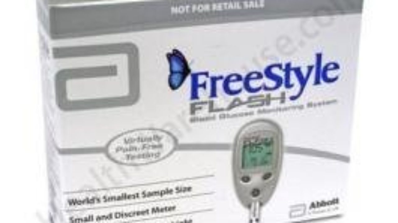 Abbott Freedom Lite abbott freestyle flash glucose meter review – diabetes well