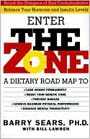 zone diet book cover