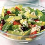 Diabetic Avocado Salad Recipe