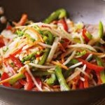 Diabetic Vegetarian Stir Fry Recipe