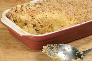 cinnamon apple crunch recipe