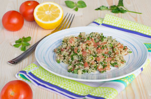 Diabetic Tabouli Salad Recipe