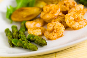 diabetic lemon baked shrimp recipe
