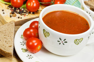 tomato and rice soup recipe