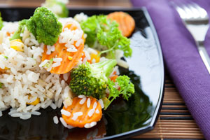 diabetic vegetable rice recipe